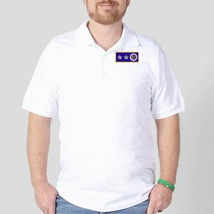 Rear Admiral (UH) <BR>Golf Shirt