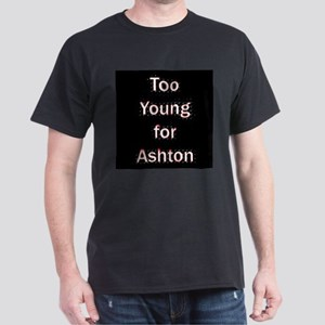 Humor on Black Tees Black T-Shirt