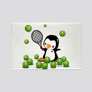 Tennis (22) Rectangle Magnet