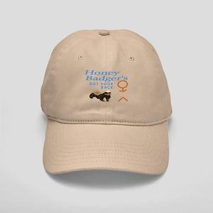 I Got Your Back Honey Badger Cap