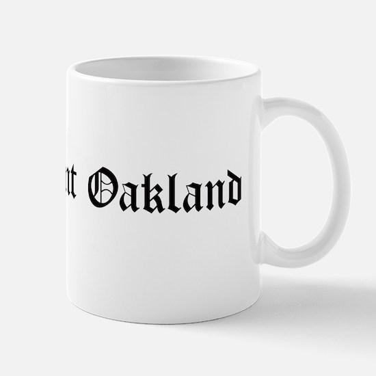 Represent Oakland (www.repoak Mug