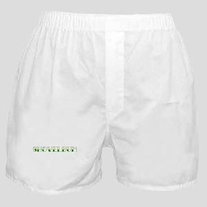 Shovelbum Tattoo Boxer Shorts