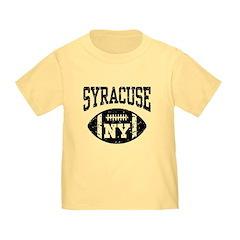 Syracuse NY Football T
