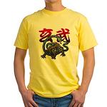 Genbu Yellow T-Shirt