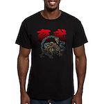 Genbu Men's Fitted T-Shirt (dark)