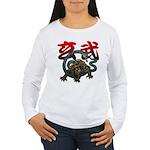 Genbu Women's Long Sleeve T-Shirt