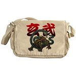 Genbu Messenger Bag