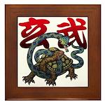 Genbu Framed Tile