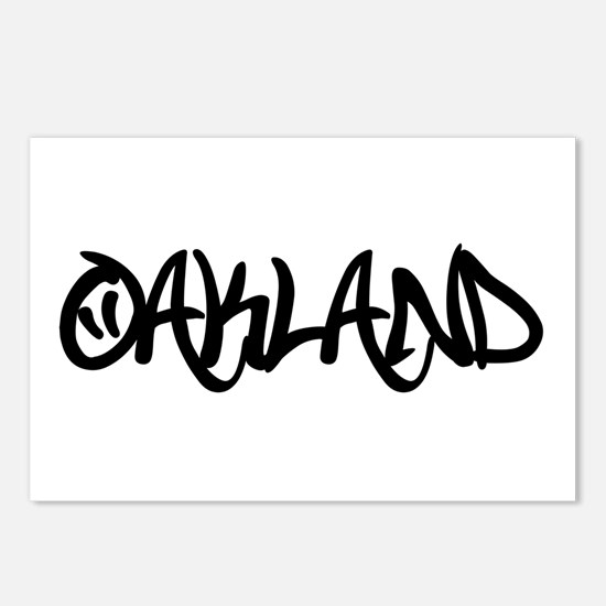 Oakland (www.repoakland.com) Postcards (Package of