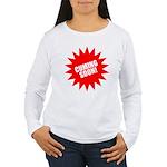 Cuming Soon Women's Long Sleeve T-Shirt