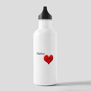 Native Warrior Accessories Stainless Water Bottle
