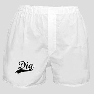 Dig Boxer Shorts
