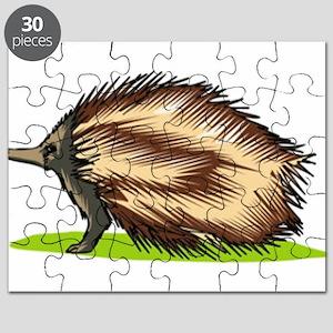 Echidna Puzzle