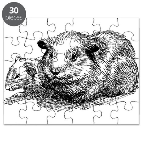 Hamster Puzzle