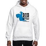 Bob Lives! Hooded Sweatshirt