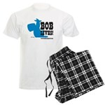 Bob Lives! Men's Light Pajamas