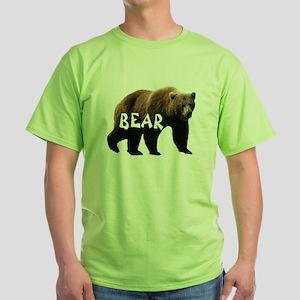 LOT OF BULL Green T-Shirt