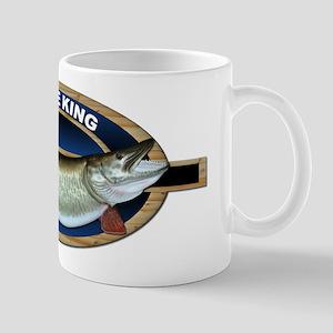 Muskie King Mug