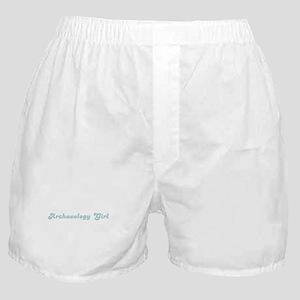 Archaeoology Girl II Boxer Shorts