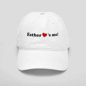 Esther loves me Cap