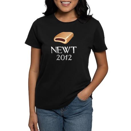 Newt 2012 Women's Dark T-Shirt