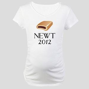 Newt 2012 Maternity T-Shirt