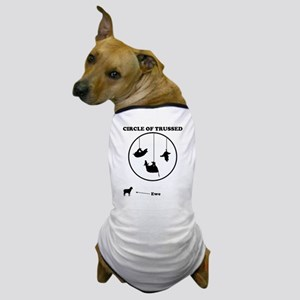 Circle of Trust (Trussed) Dog T-Shirt