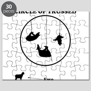 Circle of Trust (Trussed) Puzzle