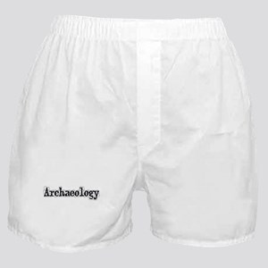 Archaeology Puzzle Boxer Shorts