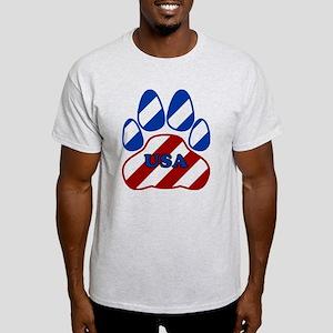 USA Paw Light T-Shirt