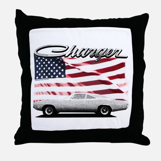 Cute Dodge Throw Pillow