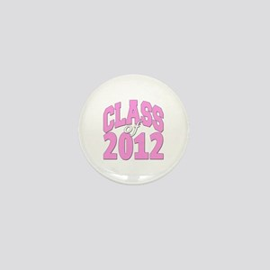 Class of 2012 (pink) Mini Button