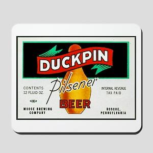 Pennsylvania Beer Label 4 Mousepad