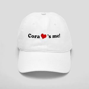 Cora loves me Cap