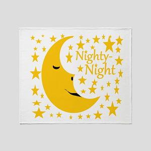 Nighty-Night Throw Blanket