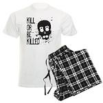 Kill or be Killed Men's Light Pajamas