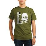 Kill or be Killed Organic Men's T-Shirt (dark)