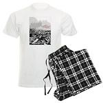 Clearcut Butchers Men's Light Pajamas