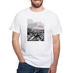 Clearcut Butchers White T-Shirt
