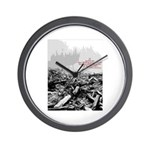 Clearcut Butchers Wall Clock