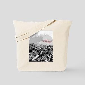 Clearcut Butchers Tote Bag