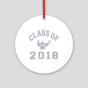 Class Of 2018 BSN Ornament (Round)