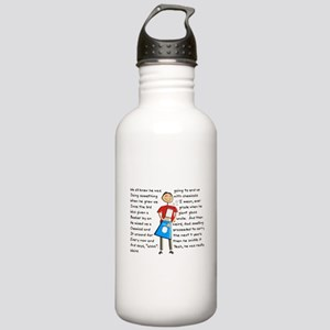 Professions 2011 Stainless Water Bottle 1.0L