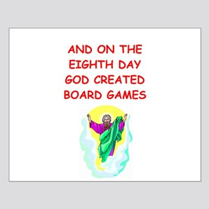 board games Small Poster