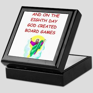 board games Keepsake Box