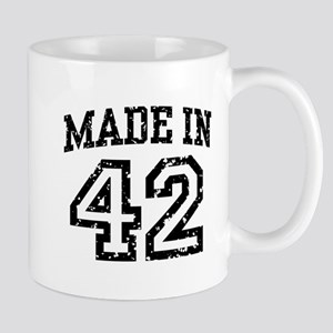 Made in 42 Mug