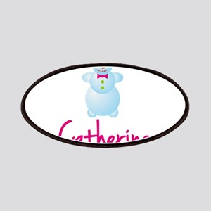 Catherine the snow woman Patches
