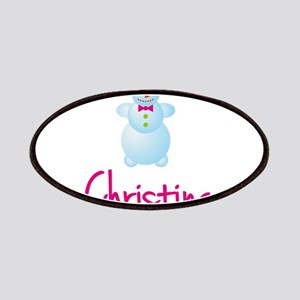 Christina the snow woman Patches