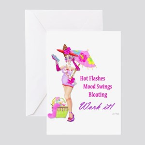 Divas!! Greeting Cards (Pk of 10)