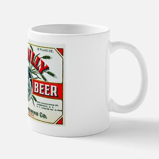 Pennsylvania Beer Label 7 Mug